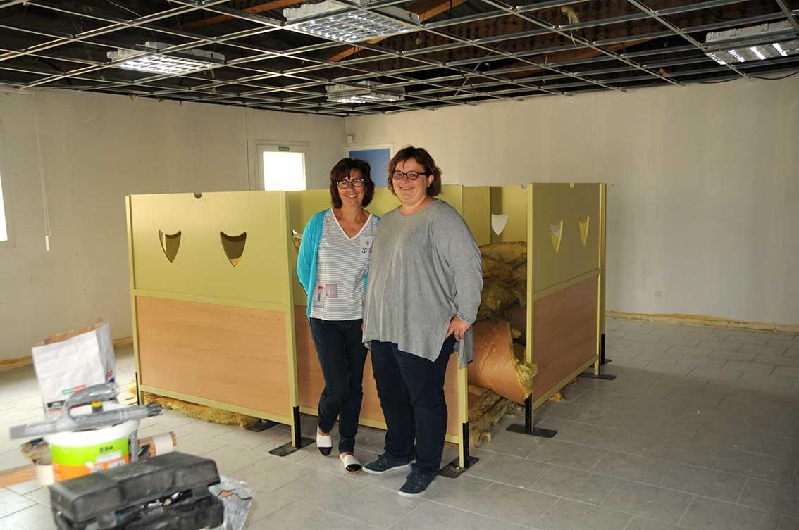 le cote d albatre angerville creche 1 le c te d 39 alb tre. Black Bedroom Furniture Sets. Home Design Ideas